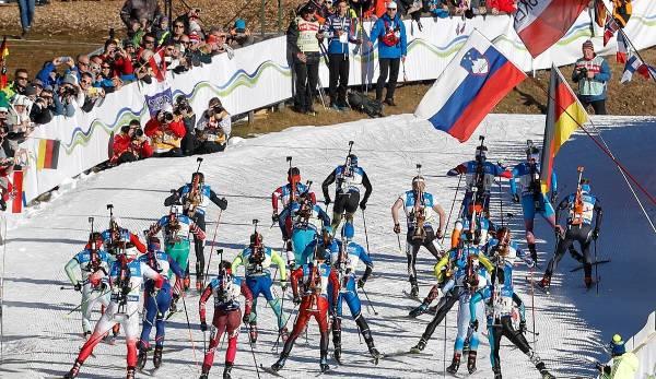 Biathlon-Weltcup 2021/20