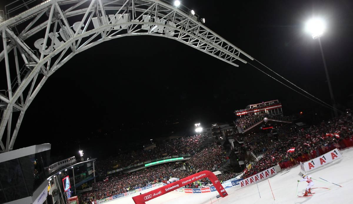 Ski alpin: Slalom auf der Planai in Schladming heute im Liveticker