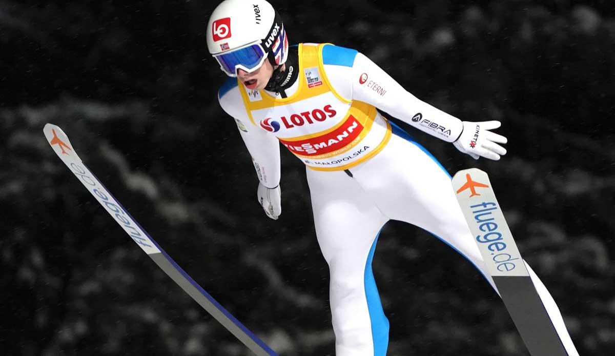 Skispringen Weltcup Heute