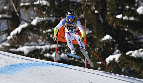 Lara Gut-Behrami ha vinto l'oro in Super-G.