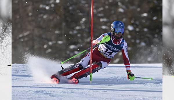 Marco Schwartz gareggerà per la medaglia d'oro in slalom
