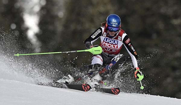 Slalom Damen Heute Ergebnisse