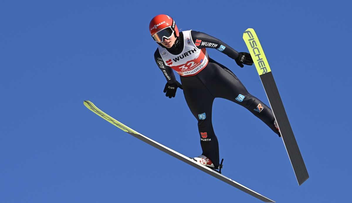 Ergebnisse Skispringen Heute