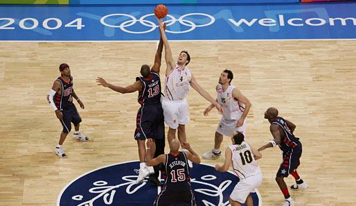 basketball olympia deutschland