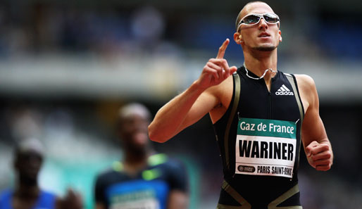 Leichtathletik, Golden League,Jeremy Wariner