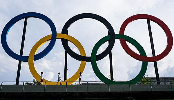 Russen unter Olympischer Flagge?