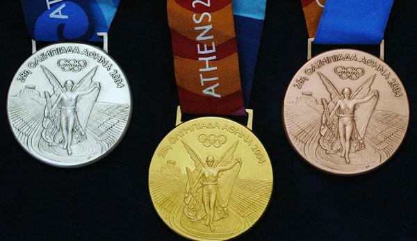Olympia Medalien