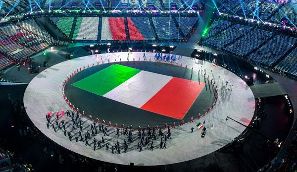Staatlicher Eingriff: Italien riskiert Olympia-Ausschluss für Tokio