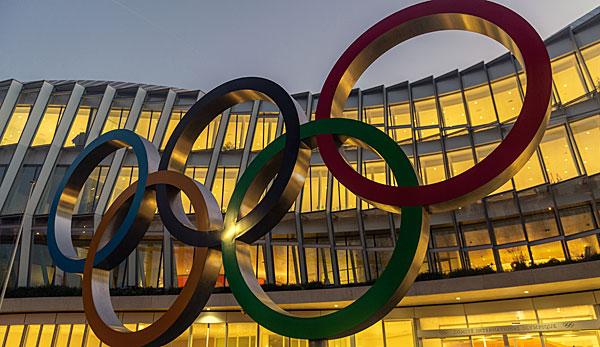 Wann Finden Die Olympischen Spiele Statt
