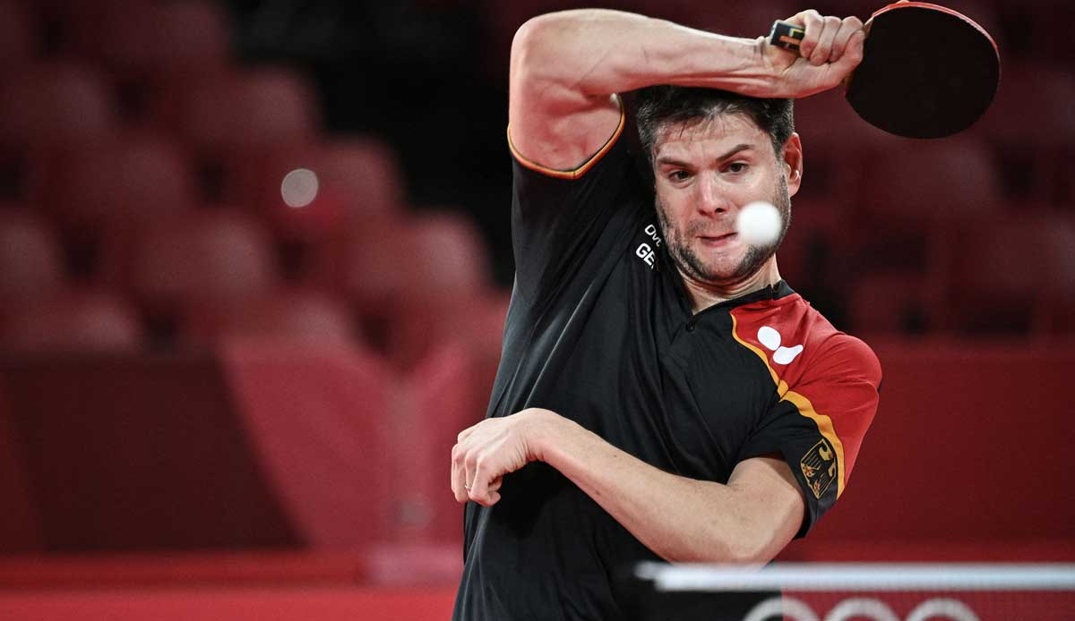 Tischtennis: Dimitrij Ovtcharov verliert Halbfinal-Krimi ...