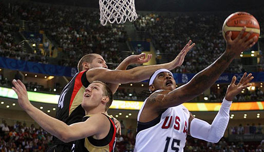 deutschland, usa, dream team, basketball