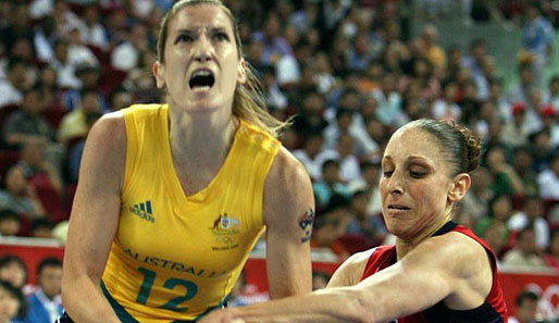Olympia, Basketball, USA, Australien