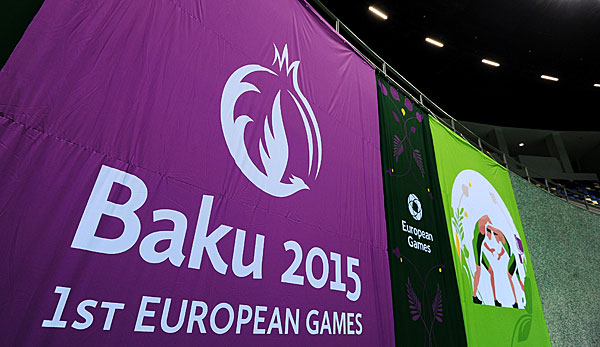 Am Freitag starten die European Games 2015 in Baku