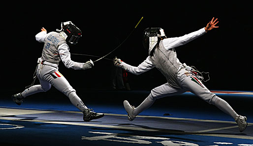 Olympia florettdamen fechten bei olympia um platz f 252 nf sport