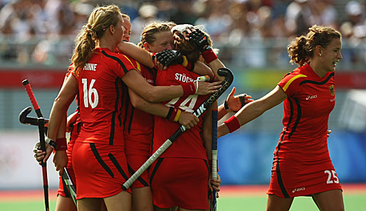 Olympia, Peking, China, Hockey, Frauen, DHB, Japan