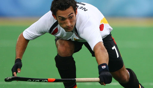 Olympia, Peking, Hockey, Herren, Nevado
