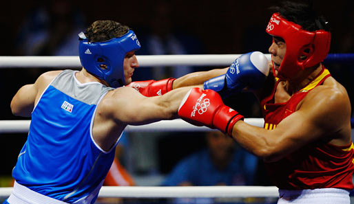 olympische spiele boxen