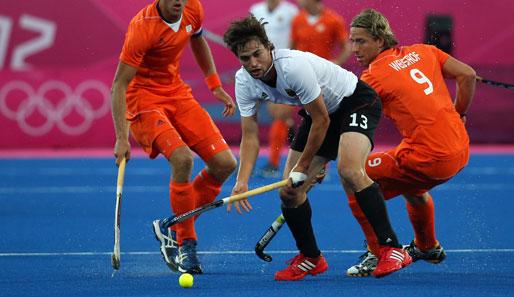 hockey deutschland niederlande