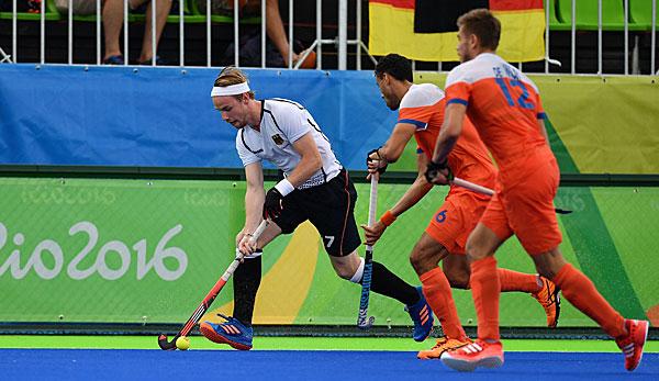 olympische spiele hockey