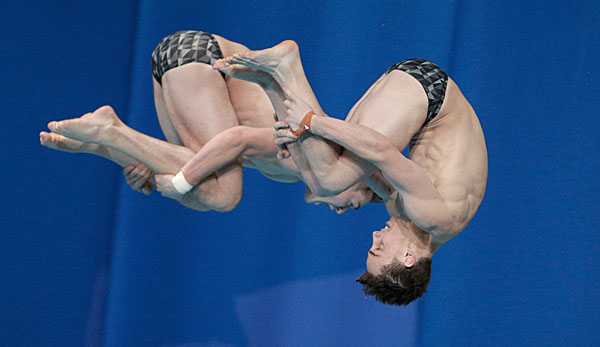 Domonic Bedggood und James Connor peilen in Rio eine Medaille an