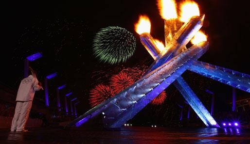 Arbeitsblätter Olympische Winterspiele : Olympische winterspiele in vancouver eröffnet