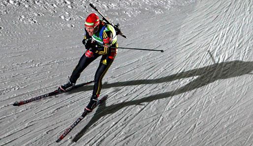 wer hat heute biathlon gewonnen