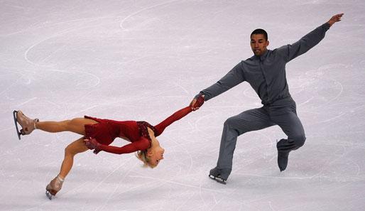 Eiskunstlauf Paar