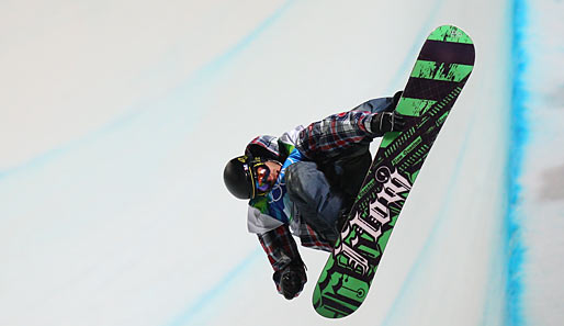 Scotty Lago holte 2009 bei den X Games in Aspen Silber