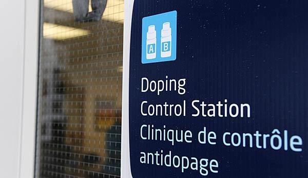 Kampf gegen Doping bei Olympia