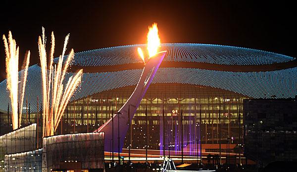 Olympia 2014 Die Eröffnungsfeier In Sotschi