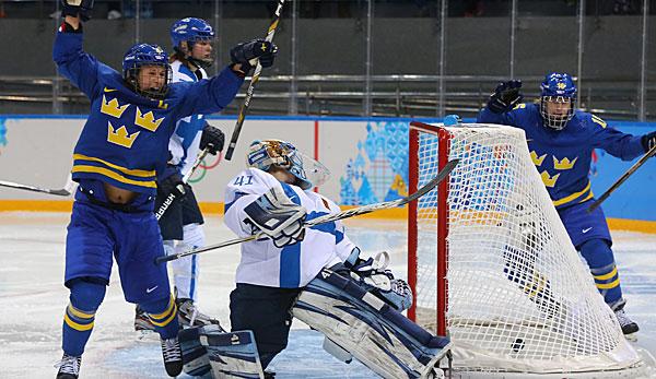 Schweden steht nach dem 4 2 sieg gegen finnland im halbfinale