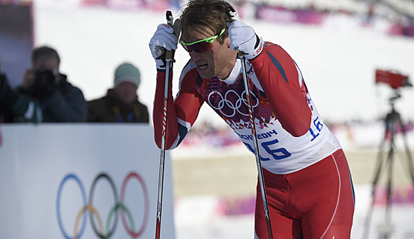 Petter Northug wurde in Vancouver 2010 Doppelolympiasieger