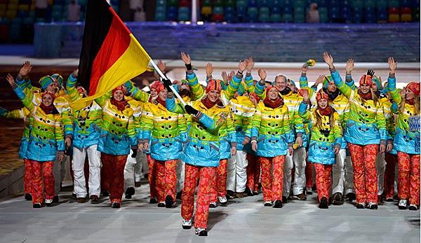 Wer Trägt Die Deutsche Fahne Bei Den Olympischen Winterspielen 2018