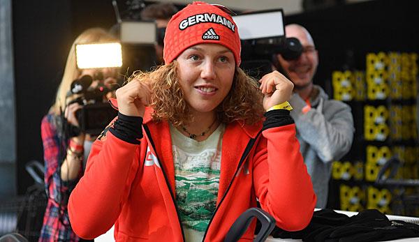 Laura Dahlmeier Olympia
