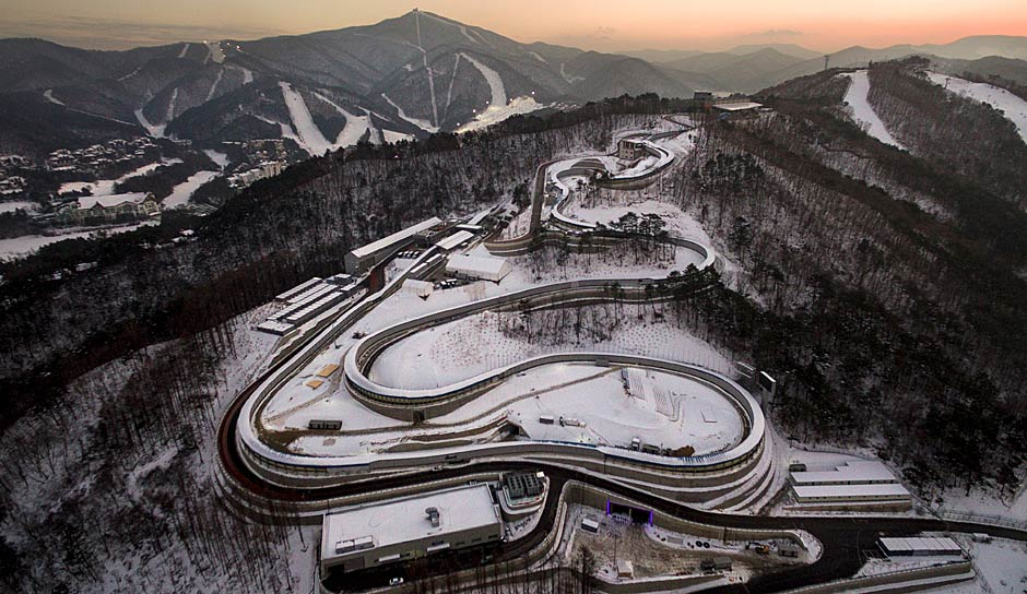 Olympic Sliding Center