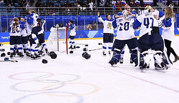 deutschland finnland eishockey statistik