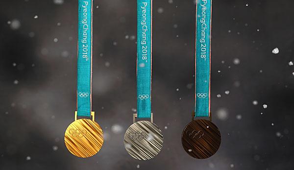 medaillenspiegel olympia winter
