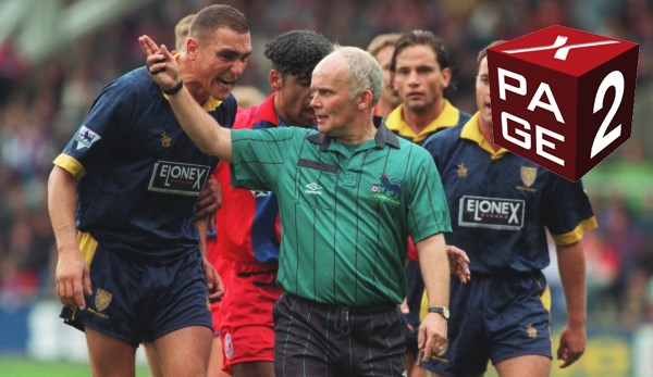Vinnie Jones beendete 1999 seine Profi-Karriere