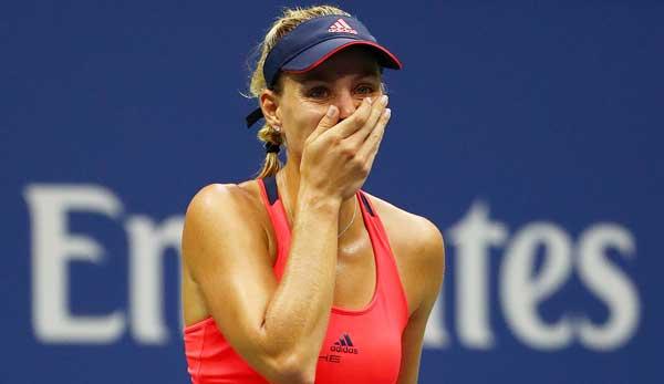 Angelique Kerber war 2016 die erste Deutsche, die den Grand Slam seit Steffi Graf und Boris Becker gewinnen konnte.