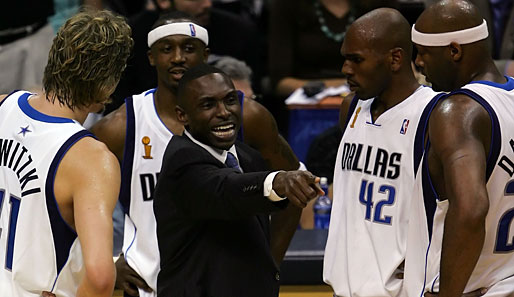 Dallas, Nowitzki, Mavericks, Stackhouse, Terry, Dampier