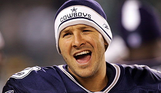 Tony Romo, Dallas Cowboys, NFL