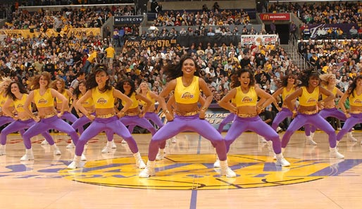Lakers, Cheerleader