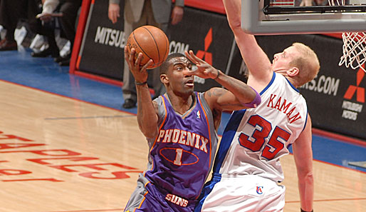Los Angeles Clippers, Phoenix Suns