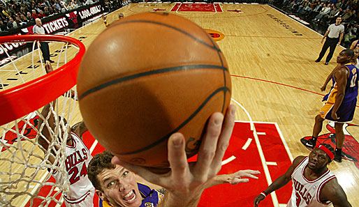NBA, Los Angeles Lakers, Chicago Bulls