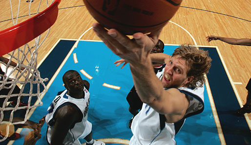 Nowitzki, Dirk, Dallas, Mavericks
