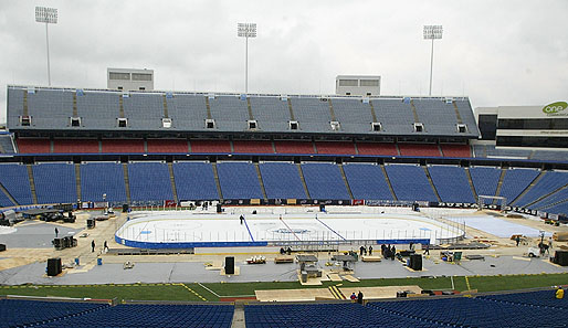 Winter Classic, Ice Bowl, Buffalo Sabres, Pittsburgh Penguins