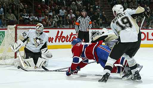 NHL, Montreal, Pittsburgh