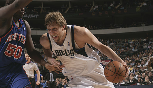 Nowitzki, Knicks, Dallas, Mavericks