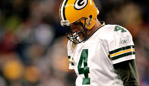 Brett Favre, Rücktritt, Green Bay Packers, NFL