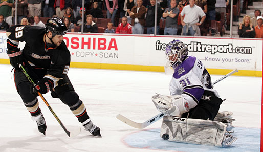 Anaheim Ducks, L.A. Kings